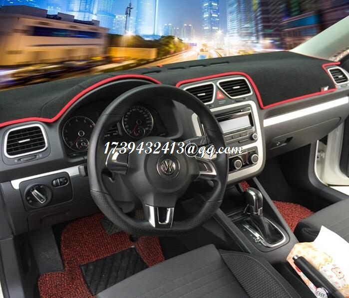 Volkswagen Eos 2015: Car Dashmats Car Styling Accessories Dashboard Cover For