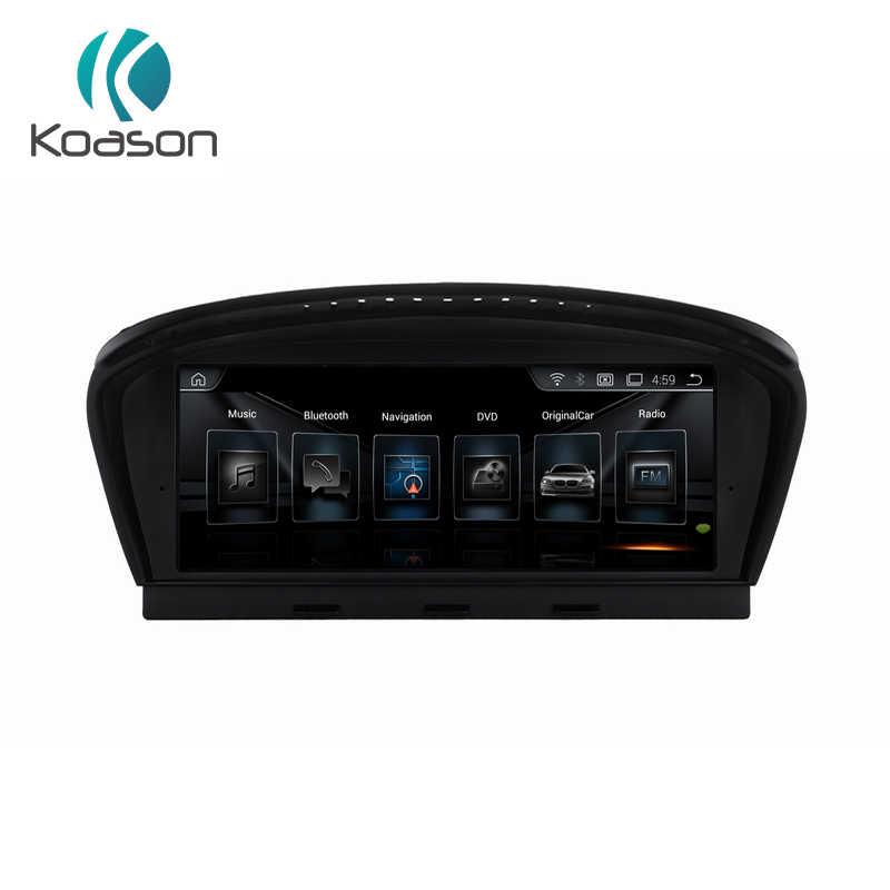 """Koason Android 7,1 автомобиль gps навигации плеер 8,8 """"для BMW 3 серии BMW 5 серии E60 E61 E63 E64 E90 E91 E92 стерео монитор"""