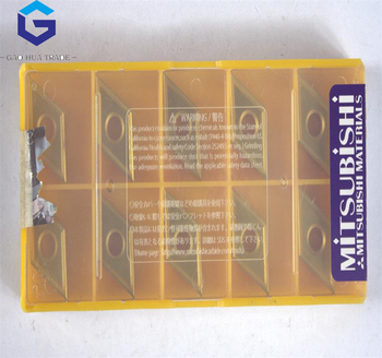 DNMG150404-MS US735 Mitsubishi Original Coated Garbide Cutters Cutting Stainless Steel External Turning Tool DNMG150404-MS US735