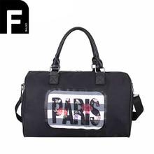 Лоскутное Оксфорд Ткань дорожная сумка для Для мужчин и Для женщин Лидер продаж выходные duffle Сумки Водонепроницаемый большой Ёмкость сумка дорожная сумка