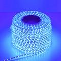20 m 5050 led cinta flexible luz de la cuerda tira de navidad al aire libre impermeable us/eu plug