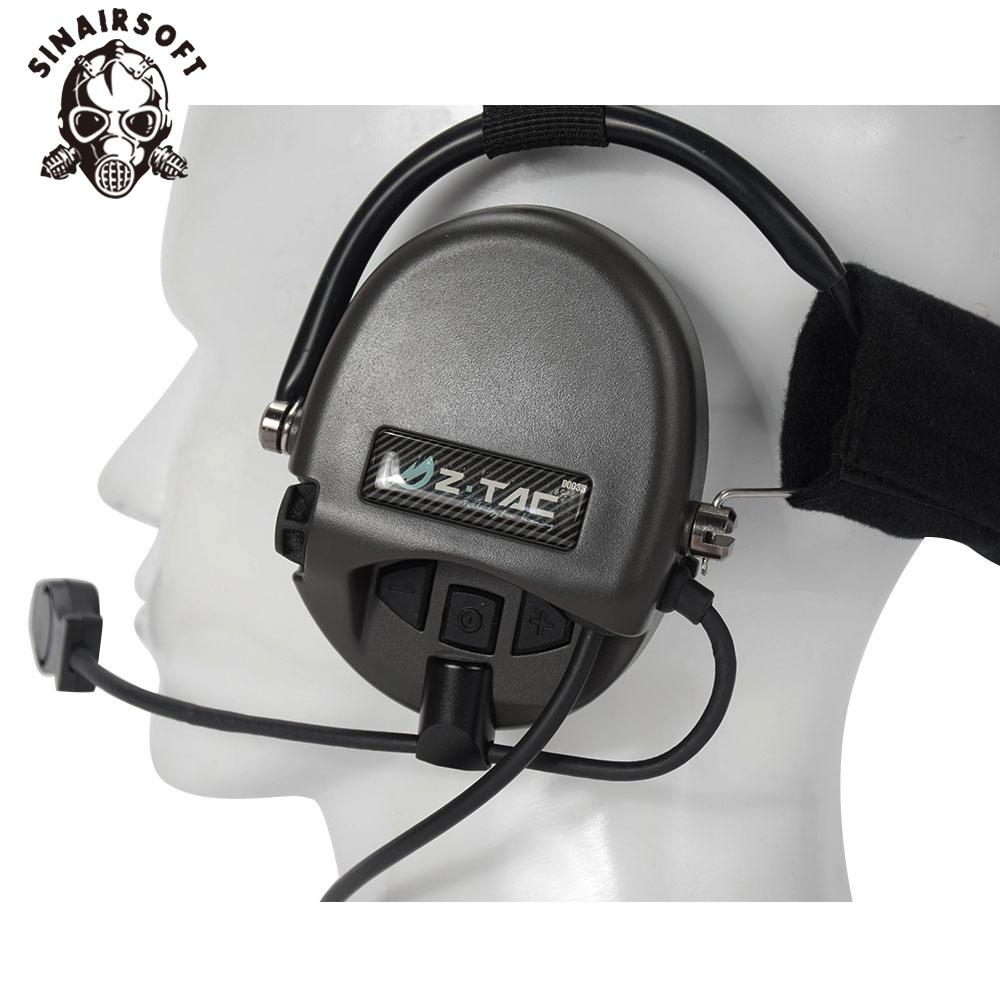 SINAIRSOFT Z039 Tactical Earphone TCI Liberator II ...
