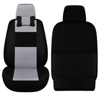 Car ynooh 2pcs car seat cover for skoda superb 2 octavia a5 a7 cover for vehicle seat