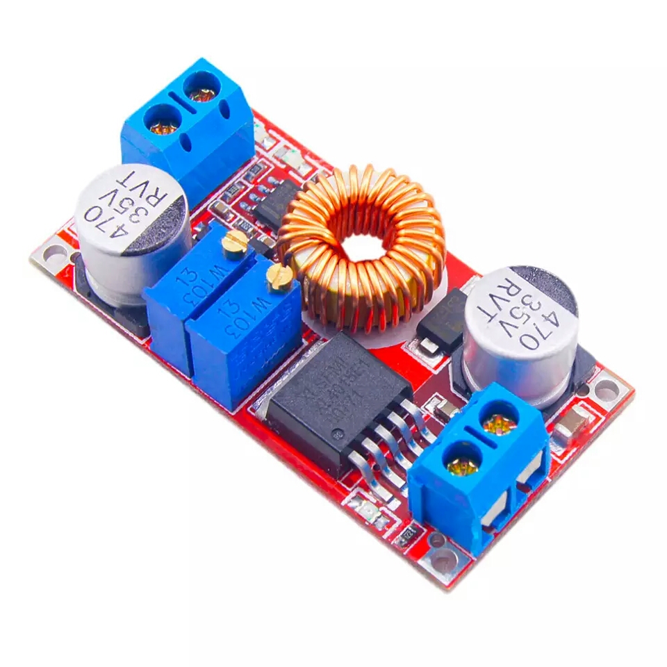1pcs 5A DC to DC CC CV Lithium Battery Step down Charging Board Led Power Converter Worldwide/xj 5v 1a lithium battery charging board charger module li ion led charging board
