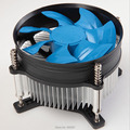 Computador desktop pc lga 775 cpu dissipador cooler fan 4pin shippping livre