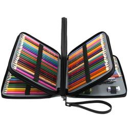 72/168 슬롯 연필 케이스 prismacolor 컬러 펜 가방 슈퍼 대용량 지 플락