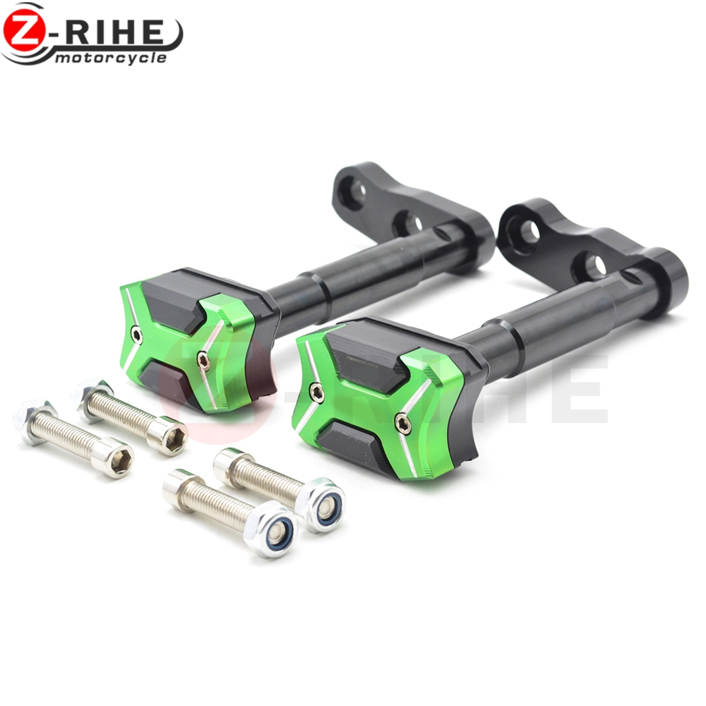 For Kawasaki Z250SL 2016 Motorcycle accessories CNC motorcycle Engine Cover Frame Sliders Crash Protector