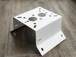 Image 3 - OWLCAT מתכת פינת הר BRACKET עבור IP מצלמה CCTV PTZ קיר להתקין חיצוני עמיד למים לבן