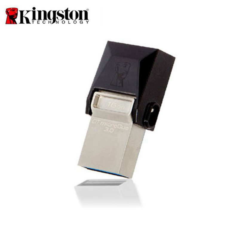 Original Kingston Mini USB 3 0 USB Flash Drive 64GB 32GB 16GB Pen Drive Smartphone Tablet