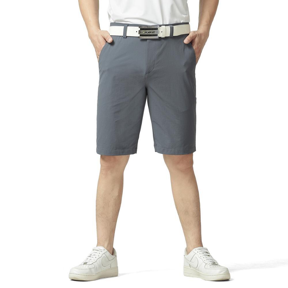 2019 hommes golf court pantalon pour été shorts séchage rapide fermeture éclair poche 7 couleurs taille XXS ~ 4XL mince golf vêtements hommes court pantalon - 4