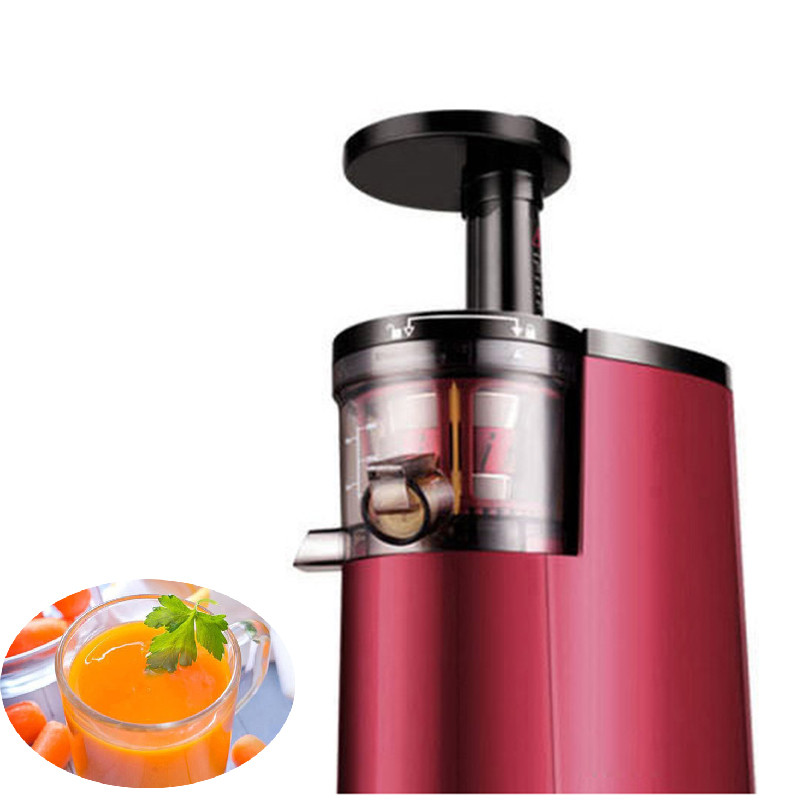 BEIJAMEI promotion low noise electric whole fruit slow juicer electric Fruits Vegetables Juice Extractor slow juice maker цена 2017