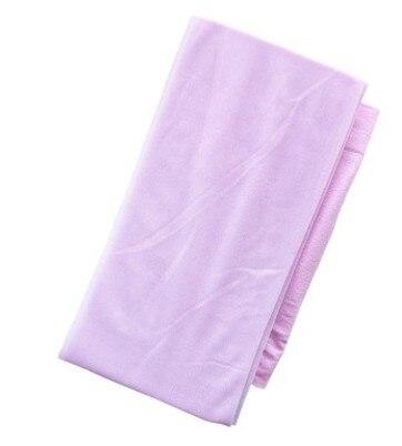 Шелковые колготки для маленьких девочек; колготки для малышей; летняя детская одежда - Цвет: Лаванда