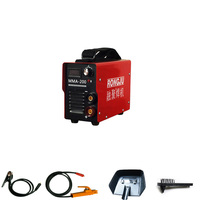 220 V MMA-200 140A Tragbare haushalt Elektrische Schweißmaschine Mini Inverter DC Lichtbogenschweißgerät Erfüllen CE ROSH