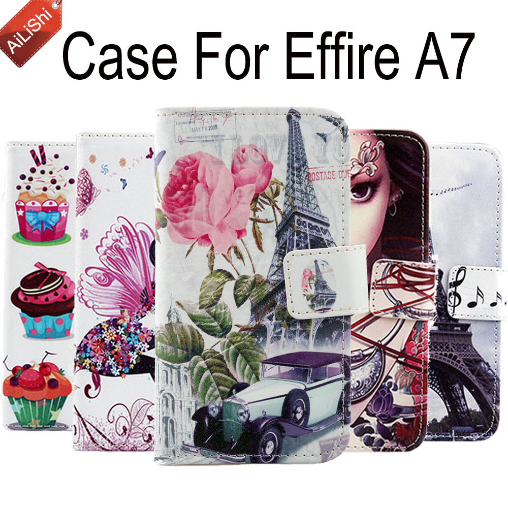 Color book effire - Ailishi Case For Effire A7 New Arrive Wallet Cover Skin Protective Colorful Pu Leather Case Book