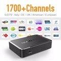 Caixa de IPTV Linux Mag 250 IPTV Árabe Ip tv Set Top Box Europa Subscrever Céu/Grego/Português/espanhol/Indiano/Canais de IPTV Inglês