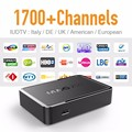 Linux Caja IPTV Mag 250 IPTV Árabe Ip tv Set Top Box Europa Suscribirse Cielo/Griego/Portugués/español/Indio/Inglés IPTV Canales