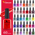 CANNI Nail Gel Polish High Quality Nail Art Salon Tips 60 Hot Sale Color 7.5ml VENALISA Soak off Organic UV LED Nail Gel Varnish