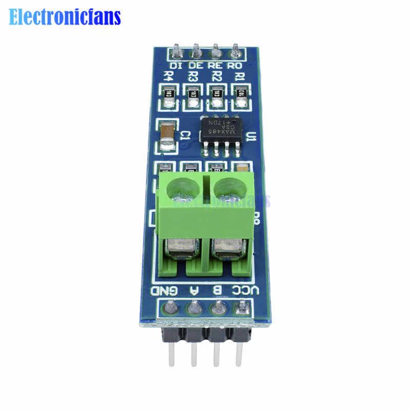 1 Chiếc TTL To RS485 Mô Đun Cho Arduino Max458 Chip RS485 RS-485 Giao Tiếp Thu Phát 5V 44*14 Mm
