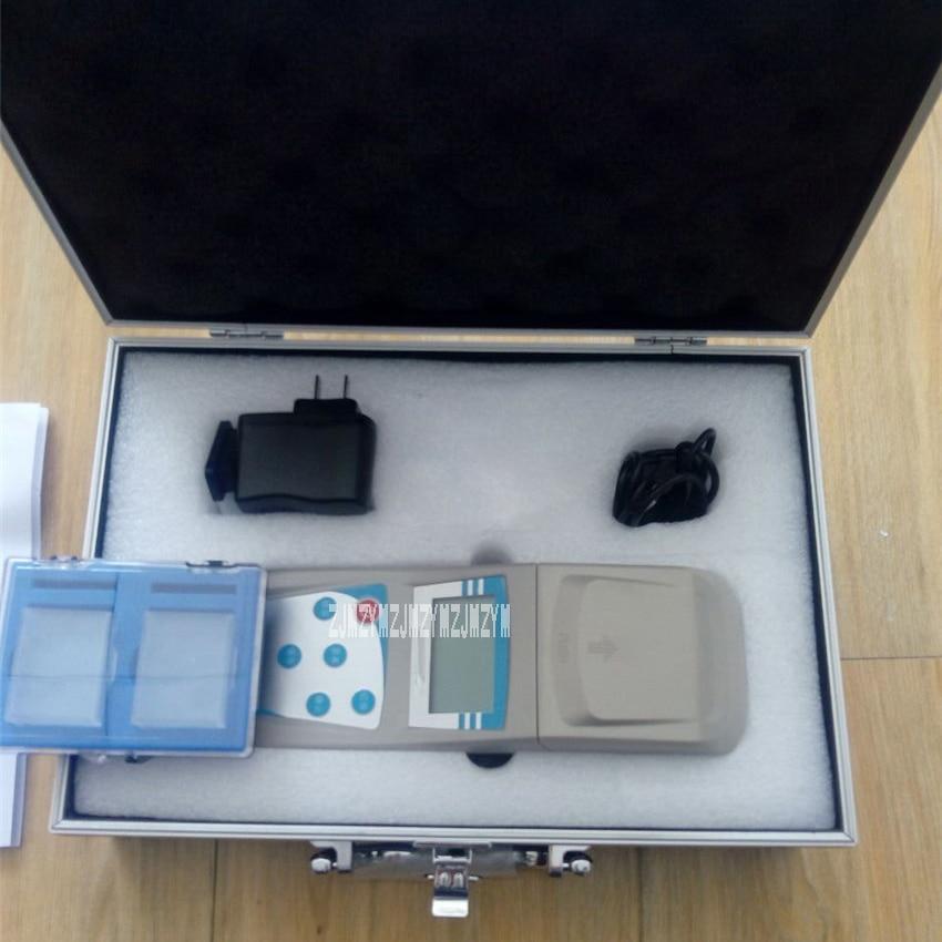 Портативный остаточного хлора детектор 1248 тестер метр концентрация montior анализатор качества воды Диапазон измерения: 0-10 мг/l
