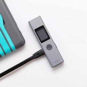 Image 4 - Youpin Duka Laser Afstandsmeter 40 M LS P Usb Flash Opladen Range Finder Hoge Precisie Meting Draagbare Handheld Afstandsmeter