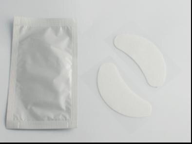 50 Pair Under Eye Pad Patch Lint Eyelash Lash Extension Tool Supply Medical Tape