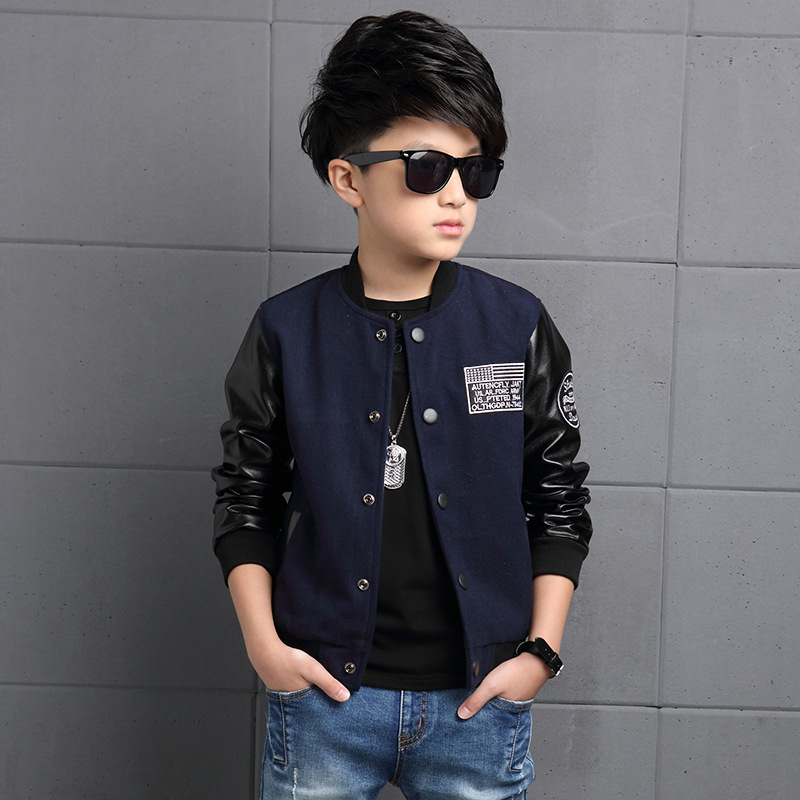 a05ea2838 The New Boy In The Spring Autumn Winter Child s Coat Jacket Sweater ...