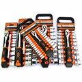 "High Quality 12PCS 19pcs Socket Set  1/2""1/4""3/8"" Car Repair Tool Ratchet Torque Wrench Combo Tools Kit Auto Repairing"