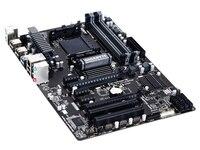 Used Gigabyte original motherboard GA 970A DS3P Socket AM3/AM3+ DDR3 970A DS3P boards 32GB 970 Desktop Motherboard