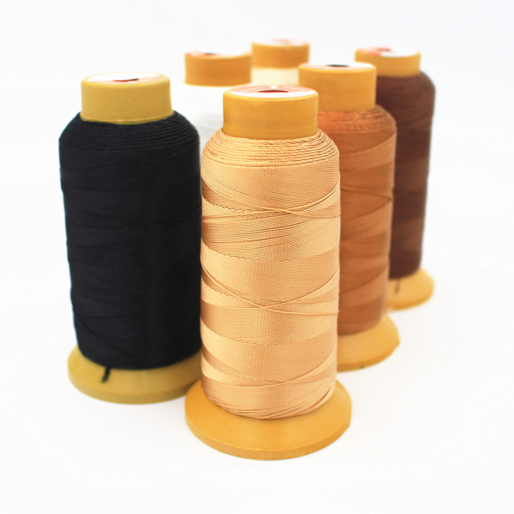 3pcs/lot 210D/6 0.5mm High Strength Bonded Nylon Sewing Thread 500M/spool For Upholstery Outdoor Market Drapery Beading Luggage
