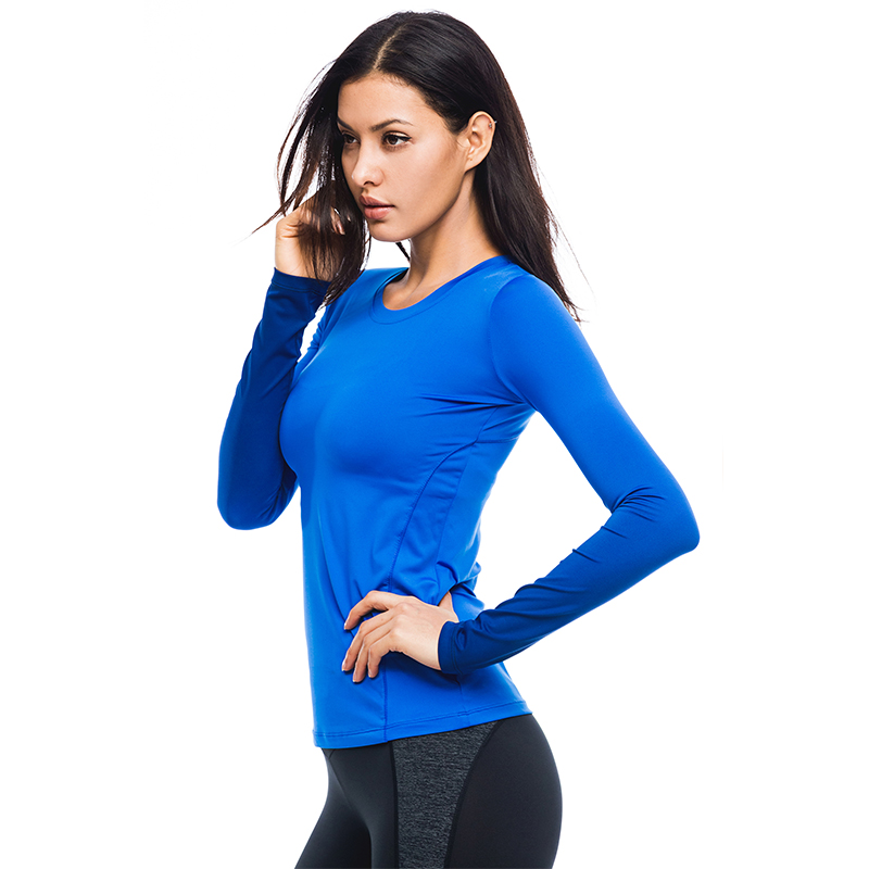 Wrench 2019 Fashion New Seamless Gradient Tops Yoga Wear Womens Gym Fitness Sports Fashion Short-sleeved T-shirt