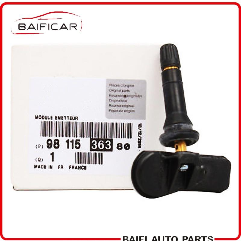 Baificar Brand New Genuine TPMS Tire Pressure Monitor Sensor For Peugeot 207 301 308 508 3008