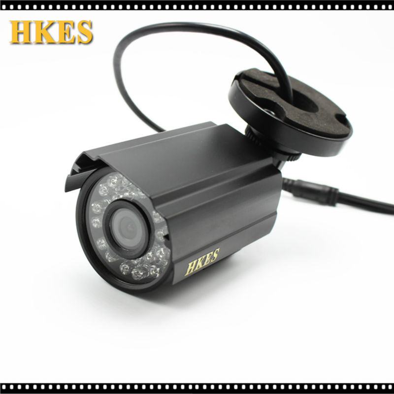 Video Surveillance Security Indoor Outdoor Color IR Night vision IR Bullet Camera 1200TVL PAL/NTSC