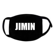 Kpop BTS Fans Face Mouth Mask Unisex Muffle Respirator Cotton Letters Print Soft