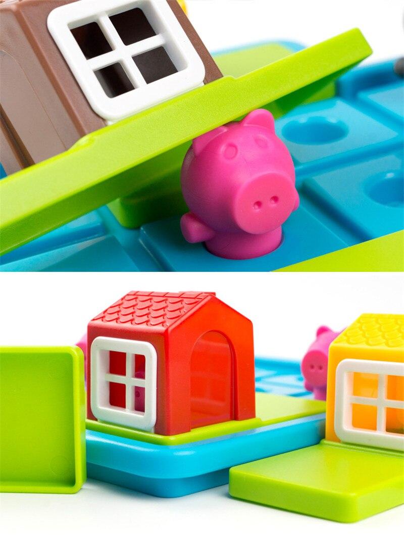 jogos de solução iq treinamento brinquedos para crianças oyuncak