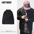 Men's Suit Masculine Jacket Brand Clothing Heybig Swag Windbreaker Skateboard Jackets Outerwear Chinese Size Custom