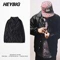 Terno Masculino Jaqueta de Roupas de Marca dos homens Heybig Presa Skate Blusão Jaquetas Outerwear Chinês Tamanho Personalizado