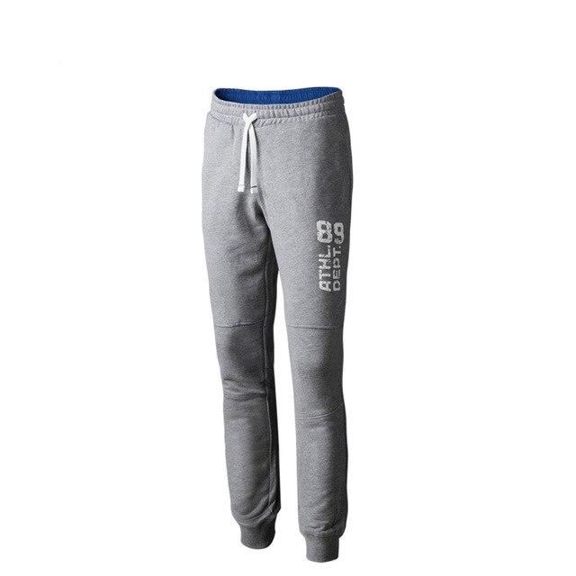 Termici Cotone Da Sportivi Con Pantaloni Risvolto Uomo Orlo Y jzpGUMVqSL