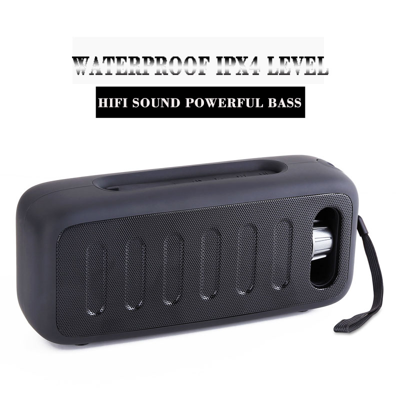 New BG-5 Wireless Mini Waterproof Bluetooth Speaker Smart Subwoofer Sound System Stereo Music Surround Radio Soundbar Speaker wireless mini bluetooth speaker subwoofer bluetooth haut parleur hifi surround sound system speakerphone mp3 usb woofer speaker