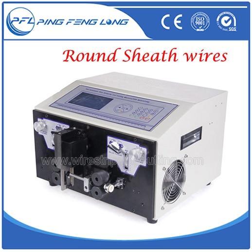 PFL-05 Round sheathed wire cutting machineWire Stripping Cutting Machine