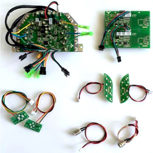6.5 8 10″ 2 Wheels Self Balancing Electric Scooter Skateboard Hoverboard Motherboard Mainboard Control Circuit Board PCB Panel