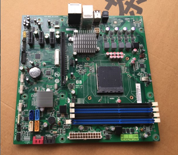 H8-1260JP H9-1170JP M3970AM 970 Mainboard 652951-001