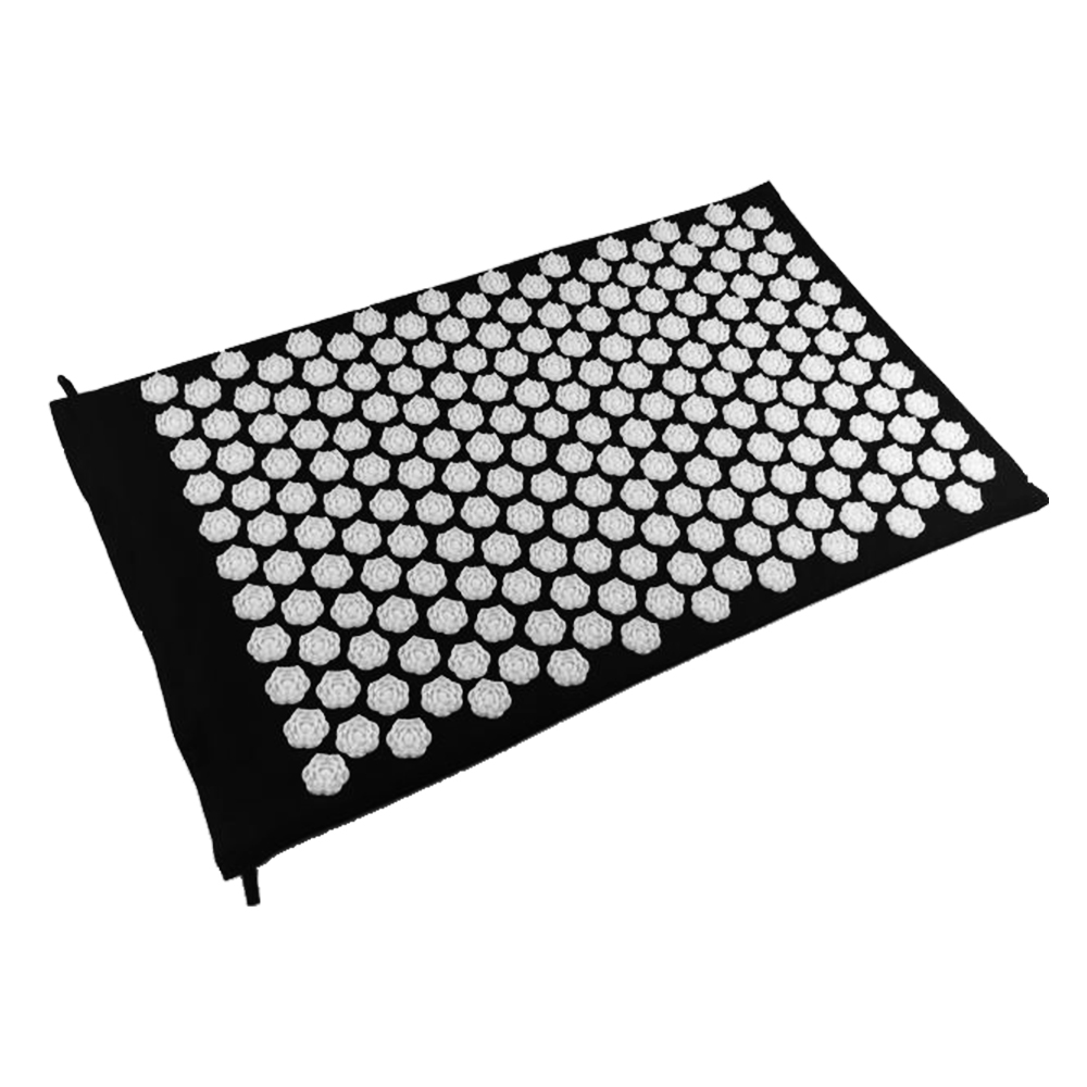 Acupressure Shakti Mat Yoga Reflexology Mat Acupressure Headband Body Massager Pad Cushion Relieve Pain and Stress MP0068C hanriver massager cushion for shakti