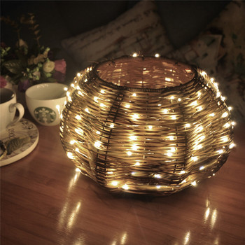 цены 5M solar Power Copper Wire Waterproof 50LED String Lights for Holiday Party Wedding Christmas LED garlands Lighting
