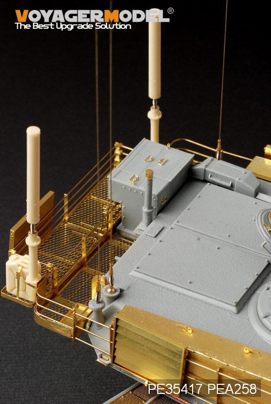 war tank atualizado, kit de gravação de metal