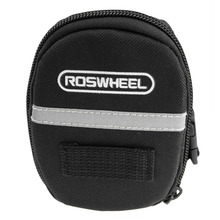 Waterproof Saddle Bag with Tailight