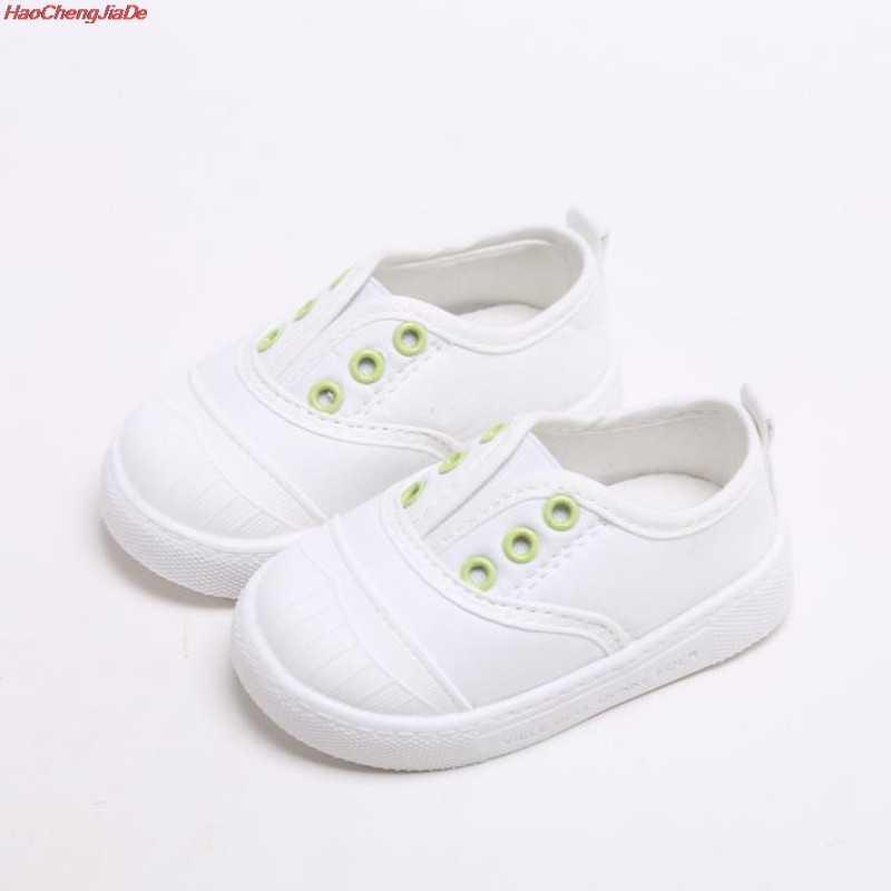 Lente Kinderen Schoenen Jongens Meisjes Casual Schoenen Mode Luipaard Print Comfortabele Canvas Schoenen Kinderen Sneakers Slip On Loafers