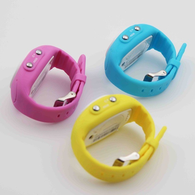 2018 GPS Tracker Watch for Kids Safe GPS Watch waterproof smart watch SOS Call Finder 0.66flower Locator Tracker Anti Lost Q520S