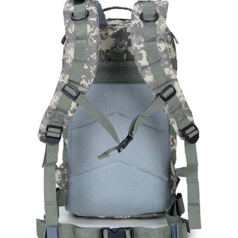 Для мужчин Для женщин тактика, на улице военный армейский тактический рюкзак Трекинговые спортивные туристические рюкзаки кемпинг Пеший Туризм военно-спортивный камуфляж сумка
