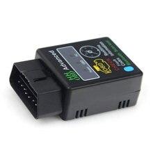 Djsona elm327 bluetooth Автомобильный obd2 сканер android Крутящий