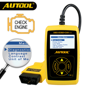 Image 2 - AUTOOL CS320 OBD2 Automotive Scanner OBD 2 II Car Code Reader Auto Vehicle Scan Diagnostic Tool PK AD310 Launch X431 OM123 Scan